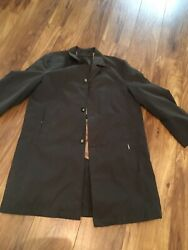 Mens Coat Size 40andrdquo. Facts Make German Co. Brown. Stylish. Well Made. Great Con