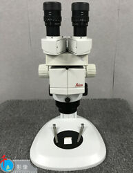 1pc Leica M80 Stereo Zoom Microscope By Dhl Or Ems G1158 Xh