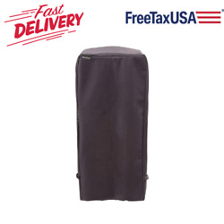 22 Bbq Grill Cover Kettle For Weber, Char Broil Vertical And Bullet Small Smokers