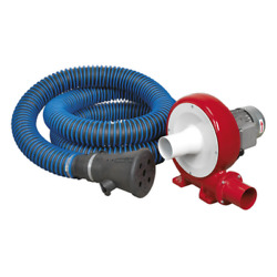 Sealey Exhaust Fume Extraction System 230v - 370w - Single Duct Garage Worksh...