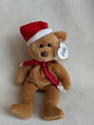 Collector - Beanie Baby 1997 Teddy Series 4200.00 With Tag Errors