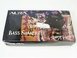 Aura Car Audio Bass Shaker Ast-1b-4 Two Shakers In Box New