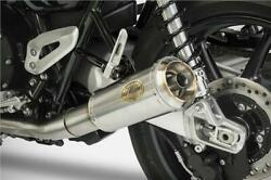 Zard Slip On Exhausts Sp Stainless Triumph Speed Twin 1200 2018-2019