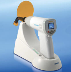 Dental Led Curing Light Output 1,000 2,800 Mw/cm2 Superfast Curing Cordless