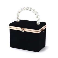 Women#x27;s Evening Handbags Bags Formal Party Clutches Wedding Purses Cocktail Prom $26.99