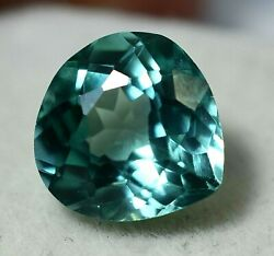 Extremely Rarest And Flawless 5.20 Ct Natural Verdelite Ggl Certified Gemstone
