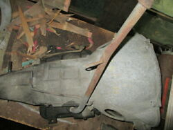 1960and039s Dodge/plymouth Slant Six 904 Transmission With Converter