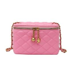 Messenger Bags For Women Small Shoulder Bag Mini Clutch Soft Crossbody Accessory $29.99