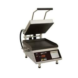 Star Pst7ie Pro-max 2.0 Sandwich Grill With 7.5 Smooth Cast Iron Plates