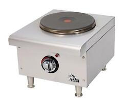 Star 501ff Star-max French Style Burner Countertop Electric Hot Plate