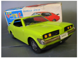 Rare Friction Toyota Mark Ⅱ Hardtop Nemoto Made In Japan Toy Car With Box