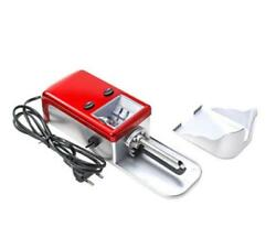 Home Cigarette Rolling Machine Electric Automatic Tobacco Roller Injector Makers