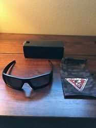 Oakley 11 192 Gascan Standard Issue AMERICAN Flag Collection Matte Black $64.99