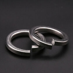 Split Lock Washers A2 304 Stainless Steel M2 M3 M4 M5 M6 M8 M10 To M30