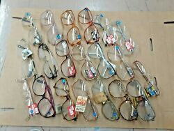 40 Pair 1970's Reading Glasses From Store Display