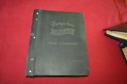 Oliver Tractor Shelbyville Equipment Service Bulletins For 1951-1967 Manual Tbpa