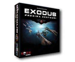 Exodus Proxima Centauri Game Sleeved Cards Storage Containers Nskn Legendary