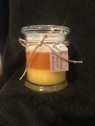 Jennyfer's Candles - Hand Poured 12oz Candy Corn Scented Candle