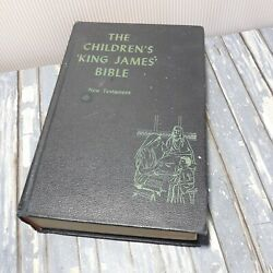 The Childrens King James Bible New Testament, 1960 Illustrated