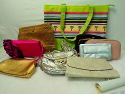 Lot of 10 Purses Vintage Purses various sizes and styles