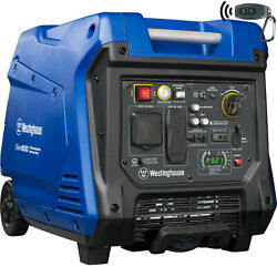 Westinghouse 4500-w Portable Rv Ready Gas Inverter Generator With Remote Start