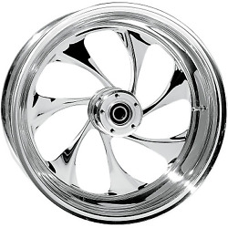 Rc Components - 18550-9210-101c - Drifter Rear Wheel 18x5.5in. - Chrome Harley-