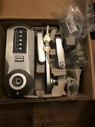 Simplex Latch Lever 5041xkwl26d41 Kaba 90 Keyway Passage Feature Push Button