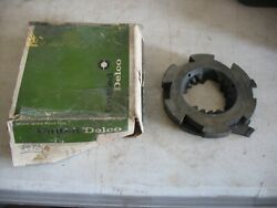 Nos Gm United Delco 1954-69 Transmission Gear With Blocking Ring Plate 3712704
