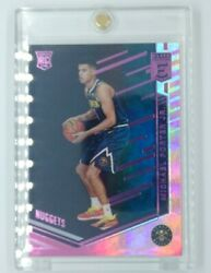 2018 19 Panini Chronicles Elite Pink Michael Porter Jr. Rookie RC #281 Parallel $41.99