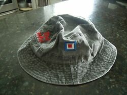 THE WHO CONCERT HAT BUCKET FISHING HAT VERY NICE CONDITION $35.00