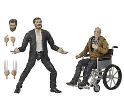 Marvel Legends Logan And Charles Xavier 2020 Pulsecon Exclusive Preorder2