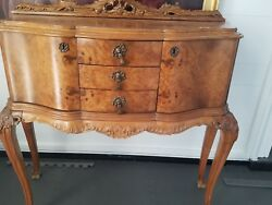 Antique Victorian Hall Table