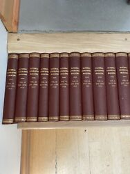 Lot Of National Geographic Books 1917-1963 Vintage Hardcover Book.
