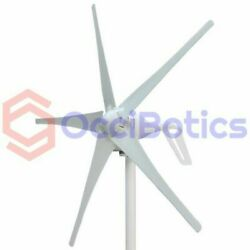 Domestic Wind Turbine 24v / 400w Diameter 1.20m With Charge Controller