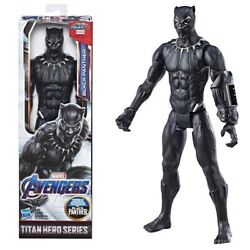 Avengers Marvel Titan Hero Series Black Panther 12quot; Action Figure New 2020
