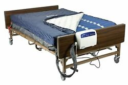 Drive Med Aire Plus Bariatric Heavy Duty Low Air Loss Mattress System 14060
