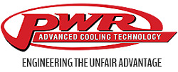 Pwr In-line Engine Oil Cooler 3in X 3in X 12in - 38mm Pwo6196
