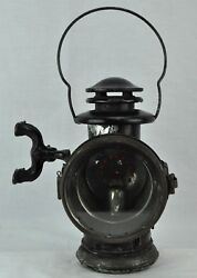 Antique Cowl Lamp For An Automobile 9 Tall Bimk/180211