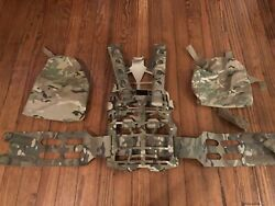 Ss Precision Plate Frame Plate Carrier Multicam Large