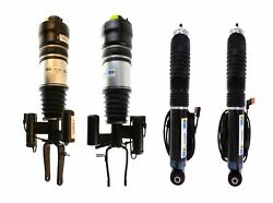 Bilstein B4 Front Air Struts And Rear Air Shocks Kit For Benz S211 E-class Wagon