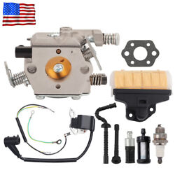Carburetor Air Filter Kit For Stihl Ms210 Ms230 Ms250 021 023 025 Chainsaw Carb