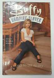 Buffy The Vampire Slayer Vol. 19 A Stake To The Heart Tp 2004 Used/accepta...