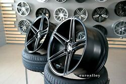 New 4x 22 Inch 5x112 Forzza Cv5 Style For Mercedes Bmw G30 G32 Concave Wheels
