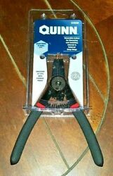 Snap Ring Pliers With Reversible Action Item 63938