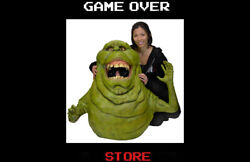 Ghostbusters Action Figure Life Size Statue Slimer 90 Cm Replica Neca