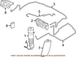 Genuine Oem Rear Right Shock Absorber For Bmw 37126796930