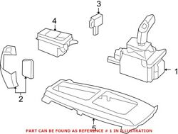 Genuine Oem Automatic Transmission Shift Lever For Bmw 61319228610
