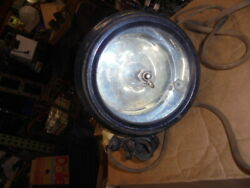 Old Car Parts Search Light Old Sol Nitrojector Mod 100 20and039s 30and039s 40and039s Vintage