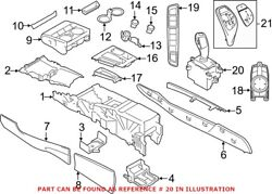 Genuine Oem Automatic Transmission Shift Lever For Bmw 61316832385