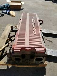 Complete Cummins Isx 15 Qsx 15 Cylinder Head 4925774 With Cover